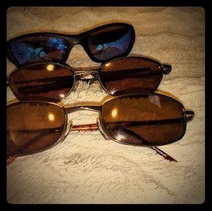 Accessories - Set of 3 sunglasses